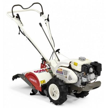 OREC SF600 Motoculteur avec fraise arrière contre-rotative ou rotative